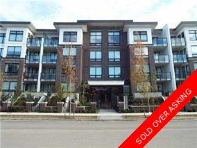West Cambie Condo for sale:  1 bedroom 545 sq.ft. (Listed 2016-08-10)