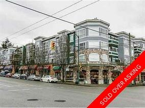 Kitsilano Condo for sale:   530 sq.ft. (Listed 2017-04-11)