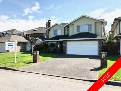 West Cambie House for sale:  5 bedroom 2,452 sq.ft. (Listed 2018-05-02)